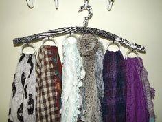 cabide porta lenços