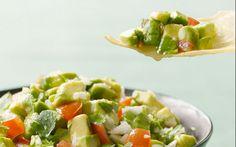 Recipe: Chunky Guacamole with Serrano Peppers: Organic Gardening