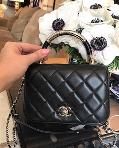 Chanel Carry Chic Bag
