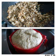 Lihapiirakat uunissa - Kotiruokaa Kirsin tapaan Grains, Rice, Food, Meals, Laughter, Jim Rice, Korn, Brass