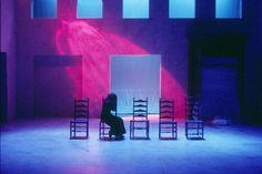 La Casa de Bernarda Alba. Gala Theatre. Scenic design by Tony Cisek. 1997