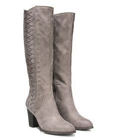 This Doe Cally Boot is perfect! #zulilyfinds