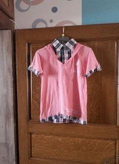 À vendre sur #vintedfrance ! http://www.vinted.fr/mode-enfants/chemises-and-t-shirts-t-shirts/38170928-t-shirt-orchestra-rose-en-taille-14