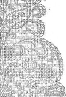 Hobby lavori femminili - ricamo - uncinetto - maglia: centro