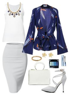 Pencil skirt outfit #fashionideas. Built with Fashiers app