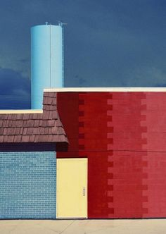 Amazing Colorful Structures Photography