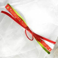 Merry Christmas Cheer Ponytail Streamer  by BeautifulSwagStore for $3.50 #teamsellit #zcp #zibbet #handmadebot #boebot
