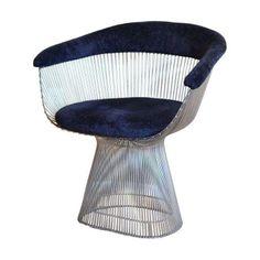 Vintage Knoll Warren Platner Sculptural Chair - $2,500 Est. Retail - $1,475 on Chairish.com