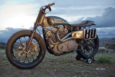 Harley XR 750...