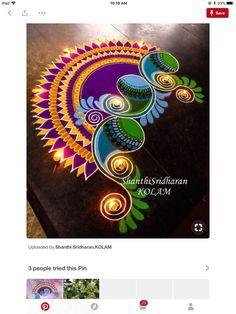 51 Diwali Rangoli Designs Simple and Beautiful 51 Diwali Rangoli Designs Simple . Easy Rangoli Designs Diwali, Rangoli Simple, Indian Rangoli Designs, Rangoli Designs Latest, Simple Rangoli Designs Images, Rangoli Designs Flower, Free Hand Rangoli Design, Small Rangoli Design, Rangoli Patterns