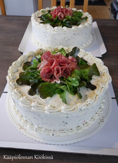 Sandwiches, Sandwich Cake, Food Platters, Food Art, Holiday Recipes, Food And Drink, Yummy Food, Healthy Recipes, Snacks
