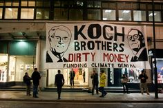 "Polluting Politics: Koch Industries and Others Spend Millions to Gut Clean Water Act Protections!  -   ""A new report from Environment America, Polluting Politics: Political Spending by Companies Dumping Toxics in our Waters, shows opponents to the CWA are spending significant amounts of money to act against the public interest."""