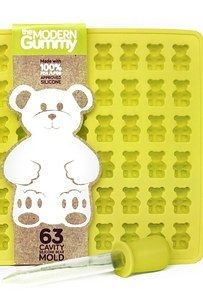 This gummy bear mold. | 27 Ridiculously Cool Gifts You Can Still Buy From Amazon