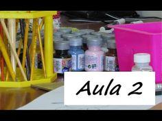 Aula 2 - Pintando Fundo e Chão Simples!