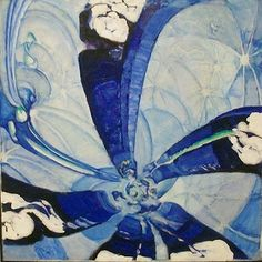 Blue Space by Frantisek Kupka