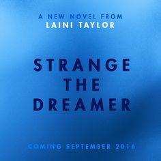 Get a sneak peek at Laini Taylor's new duology, #StrangeTheDreamer http://www.ew.com/article/2016/03/31/laini-taylor-strange-dreamer