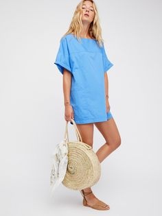 Endless Summer Throw it on Tunic at Free People Clothing Boutique