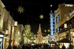 Best places to shop at in OC/LA... The Grove and South Coast Plaza made the top 10 in US!