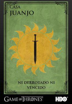 Acabo de crear mi propio escudo de Game of Thrones de HBO . Únete al Reino y crea el tuyo ahora: www.jointherealm.com