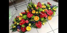 Fleuriste Deuil et obsèques - Couronne