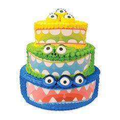torta montruo