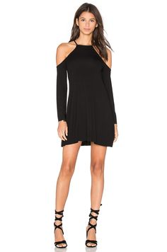 Clayton Everly Dress in Black | REVOLVE