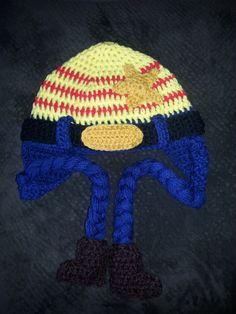 Woody from Toy Story Crochet Hat by ctrlaltstitch on Etsy https://www.etsy.com/listing/216214566/woody-from-toy-story-crochet-hat