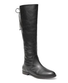 Calfskin Laced Flat Boots $498