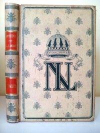 Napoleón III. #oldbooks #librosantiguos #encuadernación