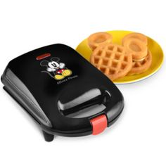 Disney Classic Mickey Mouse Mini Waffle Maker found at @JCPenney
