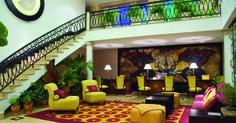 Lobby Hotel Saratoga Havana Cuba