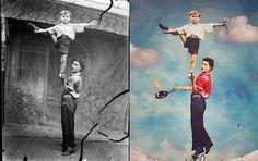 Costica Acsinte Jane Long colorear vintage Cultura Inquieta7
