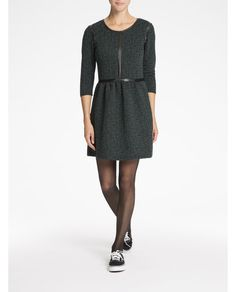 Fitted Sweater-KleidFitted Sweater-Kleid