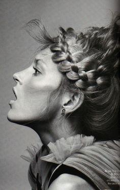 Love this photo - vogue hair
