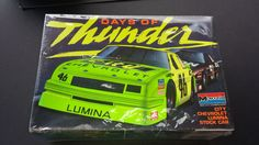 1/24 COLE TRICKLE NASCAR DAYS OF THUNDER CITY 1990 CHEVROLET LUMINA STOCK CAR #MONOGRAM