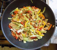 Családi kondér: Szecsuáni csirke Cabbage, Vegetables, Cooking, Food, Kitchen, Essen, Cabbages, Vegetable Recipes, Meals