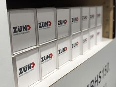 Digital cutters from Zund, the leading manufacturer in cutting systems, developed and produced in Switzerland. Backstage, Lockers, Locker Storage, Giveaway, Display, Digital, Floor Space, Billboard, Locker
