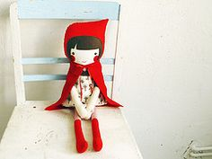 little red riding hood party ideas - so cute! :)