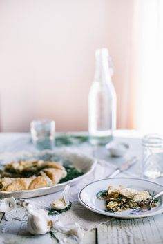 foraging + wild mushroom, fennel, & dancing fern galette by Beth Kirby | {local milk}, via Flickr