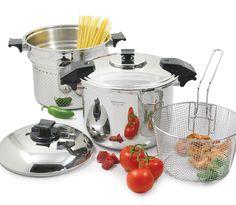 Pressure Cooker - Rena Ware Website