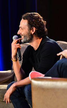 Andrew Lincoln @ Walker Stalker Con