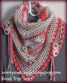 road trip scarf