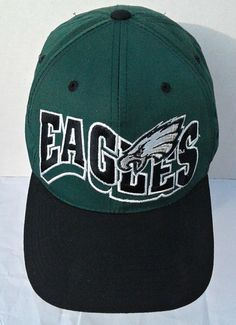 0ceb4508e NFL Philadelphia Eagles Snapback Hat Vintage Big Logo Cap   SportsSpecialties  PhiladelphiaEagles Nfl Philadelphia Eagles