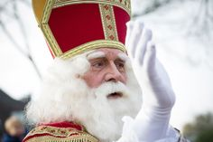 """THE NETHERLANDS You may remember a young girl singing about Sinterklaas In the classic holiday film """"Miracle on 34th Street."""" Who is he? According to some, Sinterklaas is the blueprint for the North American Santa Claus. In the Netherlands, Sinterklaas is celebrated on Dec. 5, also known as St. Nicholas's Eve."""