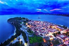 Greece by a Greek: Get lost in the alleys of romantic Nafplio Santorini, Places To Travel, Places To See, Places In Greece, Greece Travel, Greece Trip, Greek Islands, Historical Sites, Beautiful Places