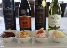 Clos malverne ice cream paring R65 booking