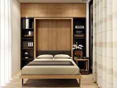 Best elegant small bedroom design ideas with stylish, art touching, and clean design. Small bedroom is best choice for your home with small space.