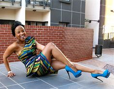 For Fashion Freaks: 5-Day-Swag featuring Tshego Manche