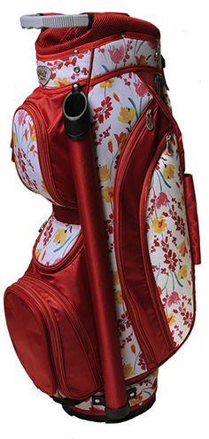 Poppy Glove It Ladies Golf Cart Bag at #LorisGolfShoppe