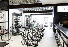 """cyclivist: """"à bloc bicycle shop in Melbourne, Australia. ablocbicycles.com   Broadsheet.com.au review article """""""